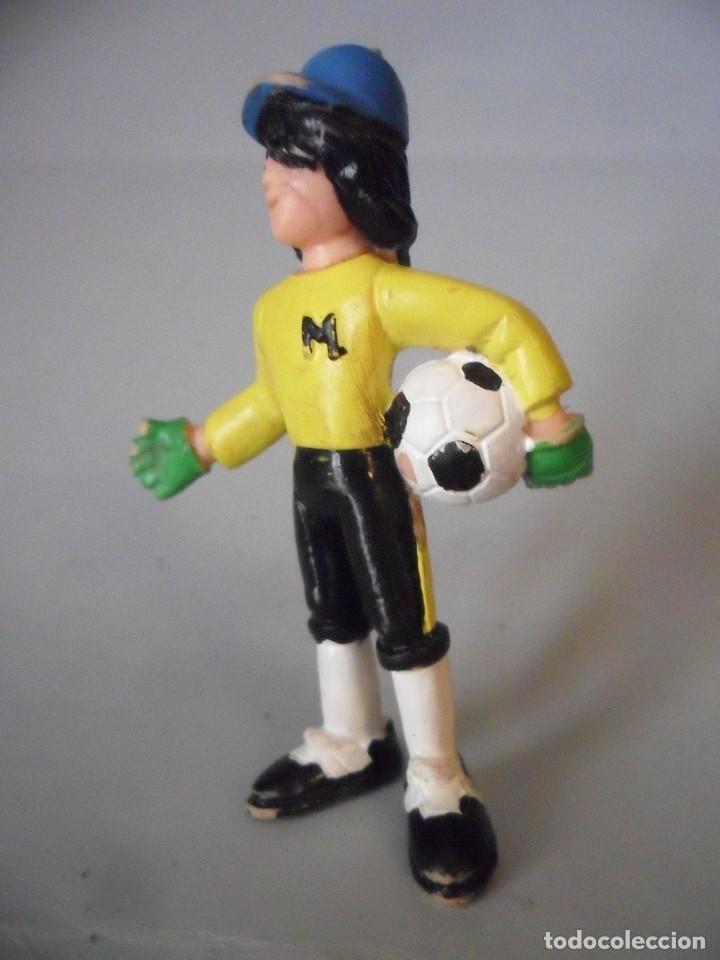 Figuras de Goma y PVC: OLIVER Y BENJI CAMPEONES FIGURA DE PVC TSUCHIDA YOLANDA - Foto 2 - 150854322