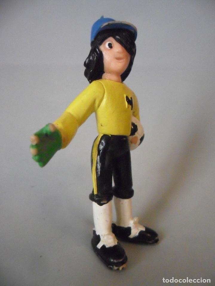 Figuras de Goma y PVC: OLIVER Y BENJI CAMPEONES FIGURA DE PVC TSUCHIDA YOLANDA - Foto 3 - 150854322