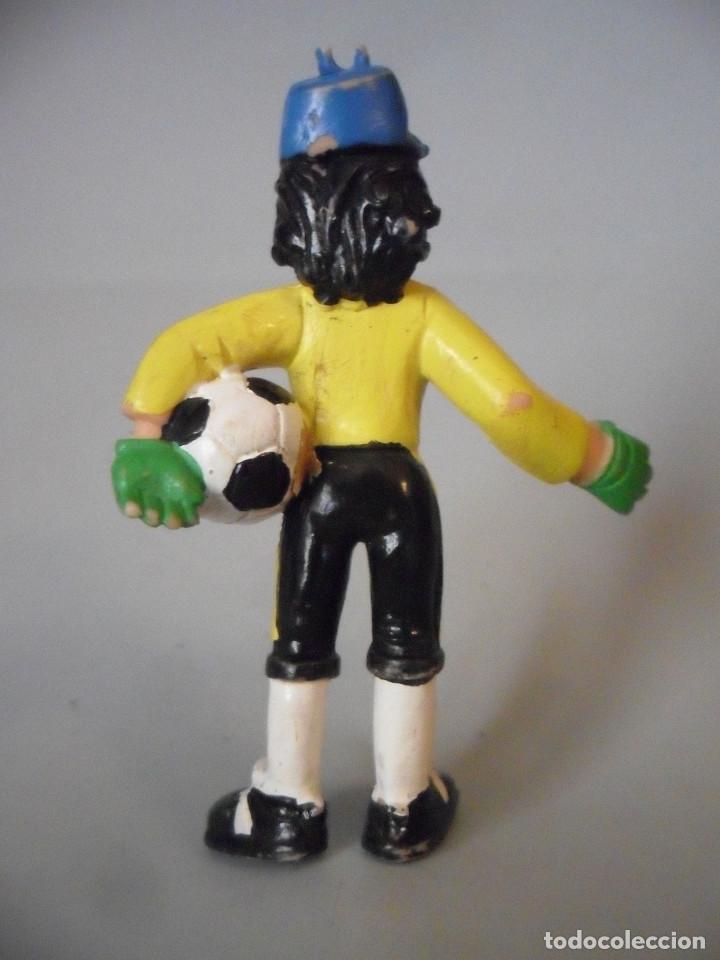 Figuras de Goma y PVC: OLIVER Y BENJI CAMPEONES FIGURA DE PVC TSUCHIDA YOLANDA - Foto 4 - 150854322