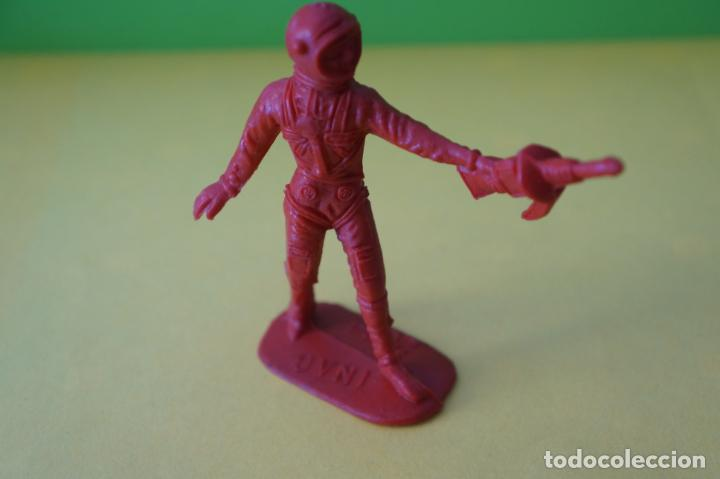 Figuras de Goma y PVC: MUÑECO PLASTICO DEL ESPACIO DE COMANSI LOTE 1 - Foto 2 - 150949104