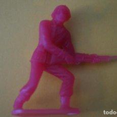 Figure di Gomma e PVC: MUÑECO PLASTICO DE SOLDADO DE COMANSI LOTE 2. Lote 150938282