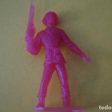 Figure di Gomma e PVC: MUÑECO PLASTICO DE SOLDADO DE COMANSI LOTE 2. Lote 150938466