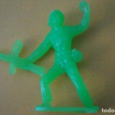 Figure di Gomma e PVC: MUÑECO PLASTICO DE SOLDADO DE COMANSI LOTE 2. Lote 150938518