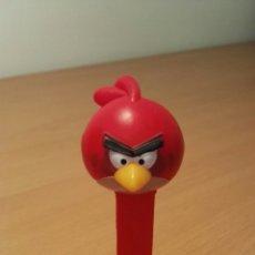 Dispensador Pez: DISPENSADOR CARAMELOS PEZ. HUNGRY BIRDS. Lote 150946404