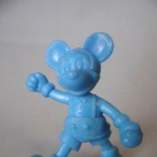 Figuras de Goma y PVC: MICKEY MOUSE DUNKIN YOPLAIT FIGURA DISNEY PREMIUM AÑOS 80 . Lote 150982614