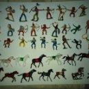Figuras de Goma y PVC: LOTE OESTE DIFERENTES MARCAS. . Lote 151004122
