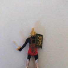 Figuras de Goma y PVC: FIGURA DE PLÁSTICO PVC REAMSA GLADIADOR LEGIONES ROMANAS REAMSA 164. Lote 151074738