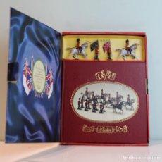 Figuras de Goma y PVC: THE GREAT BOOK OF BRITAINS,100 YEARS OF BRITAINS TOY SOLDIERS,EDICIÓN NUMERADA Y LIMITADA,JAMES OPIE. Lote 151139862