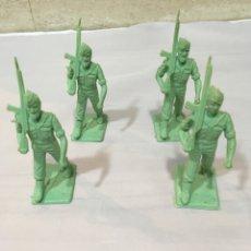 Figuras de Goma y PVC: LOTE 4 LEGIONARIOS REAMSA. Lote 151203968