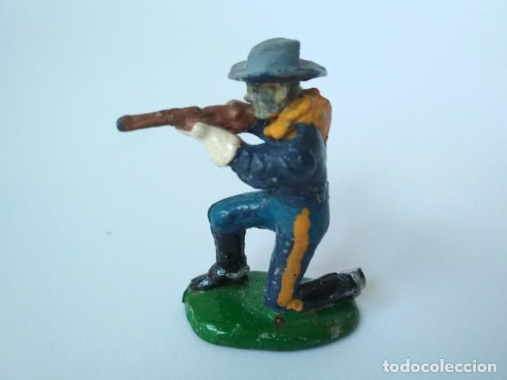 FIGURA FEDERAL ASTER GOMA AÑOS 50 (Juguetes - Figuras de Goma y Pvc - Jecsan)