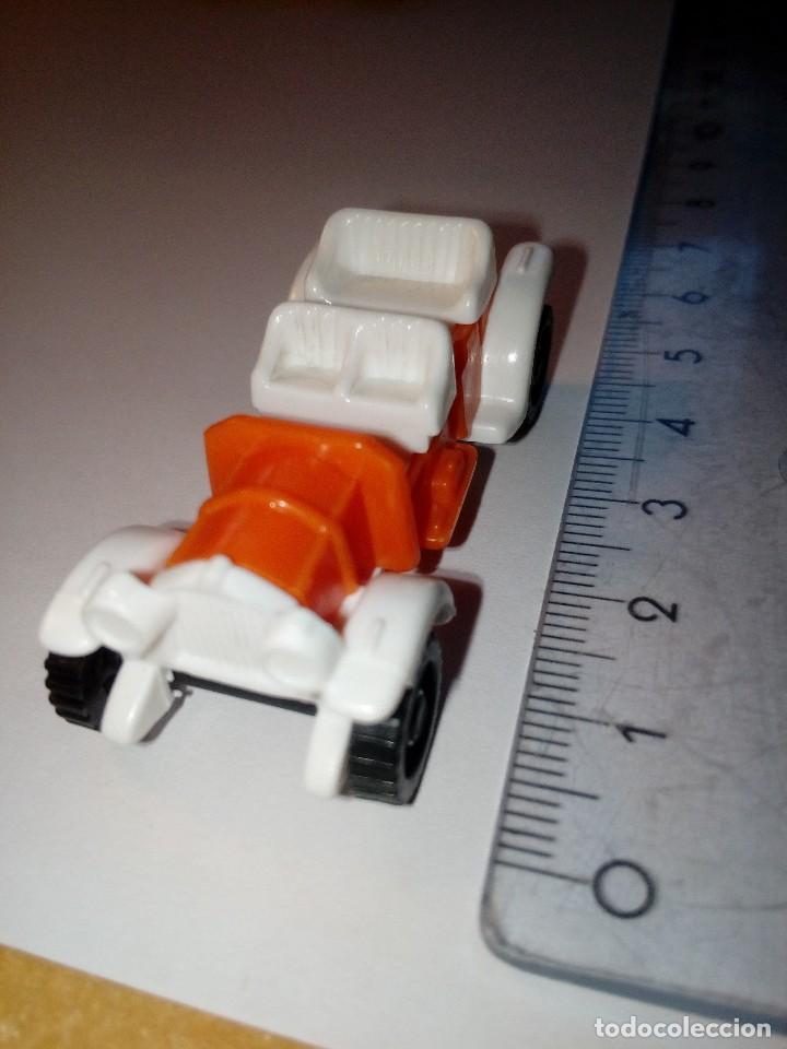 K92 N177 HUEVO KINDER SORPRESA FERRERO OLDTIMER CAR COCHE ANTIGUO SERIE COCHES ANTIGUOS VINTAGE 1991 (Juguetes - Figuras de Gomas y Pvc - Kinder)