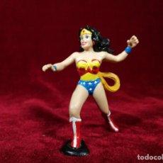 Figuras de Goma y PVC: FIGURA PVC COMIC SPAIN 1991 WONDER WOMAN MUJER MARAVILLA 8.5CM. Lote 151361082