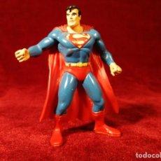 Figuras de Goma y PVC: FIGURA PVC COMIC SPAIN 1992 SUPERMAN 9.5CM. Lote 151376090