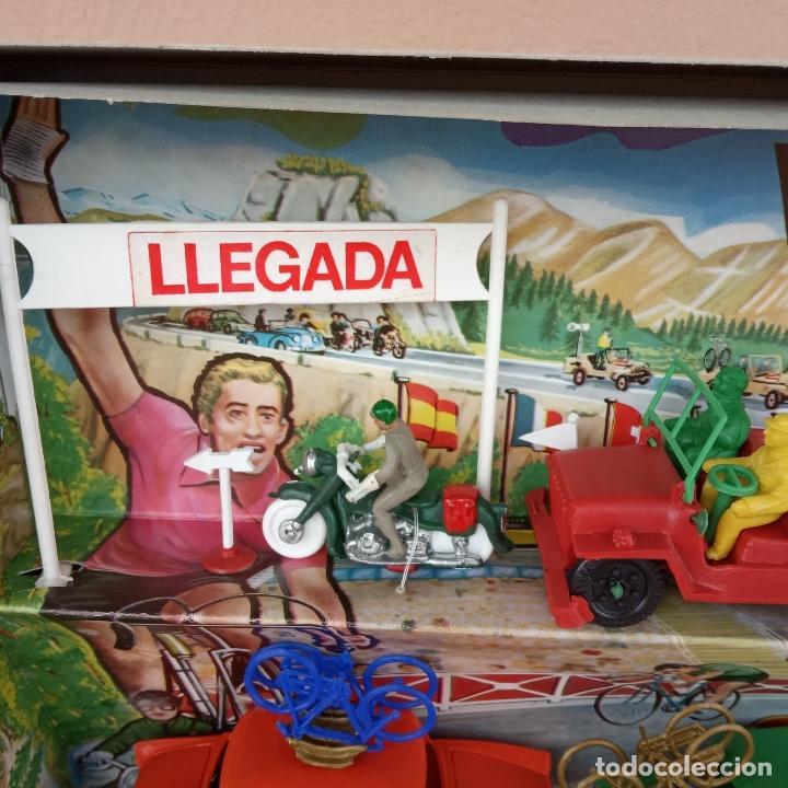 Figuras de Goma y PVC: Caja Vuelta Ciclista a España, años 60. - Foto 3 - 151390954