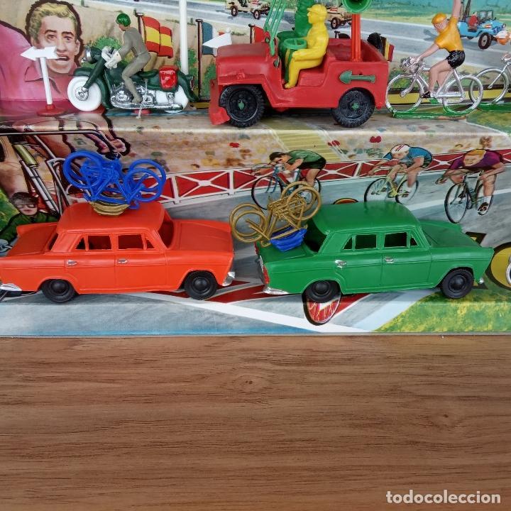 Figuras de Goma y PVC: Caja Vuelta Ciclista a España, años 60. - Foto 4 - 151390954