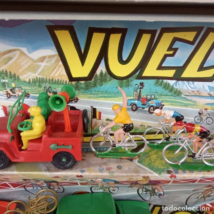 Figuras de Goma y PVC: Caja Vuelta Ciclista a España, años 60. - Foto 5 - 151390954