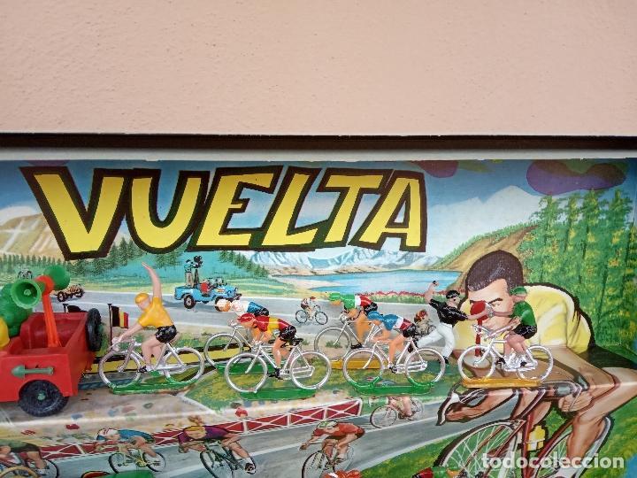 Figuras de Goma y PVC: Caja Vuelta Ciclista a España, años 60. - Foto 7 - 151390954
