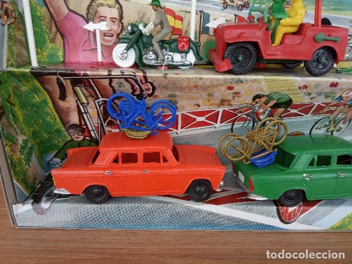 Figuras de Goma y PVC: Caja Vuelta Ciclista a España, años 60. - Foto 8 - 151390954