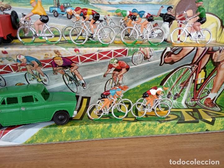 Figuras de Goma y PVC: Caja Vuelta Ciclista a España, años 60. - Foto 9 - 151390954