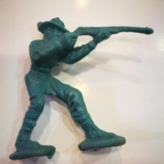 Figuras de Goma y PVC: COMANSI ? SOLDADO DE PLÁSTICO AZUL. Lote 151404650