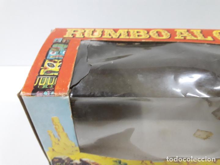 Figuras de Goma y PVC: CAJA ORIGINAL RUMBO AL OESTE . REALIZADA POR REAMSA . AÑOS 60 - Foto 9 - 151408918