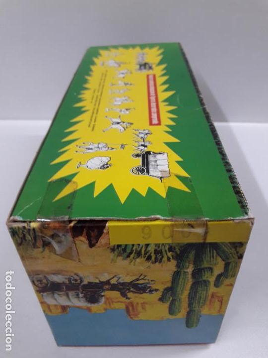 Figuras de Goma y PVC: CAJA ORIGINAL RUMBO AL OESTE . REALIZADA POR REAMSA . AÑOS 60 - Foto 18 - 151408918