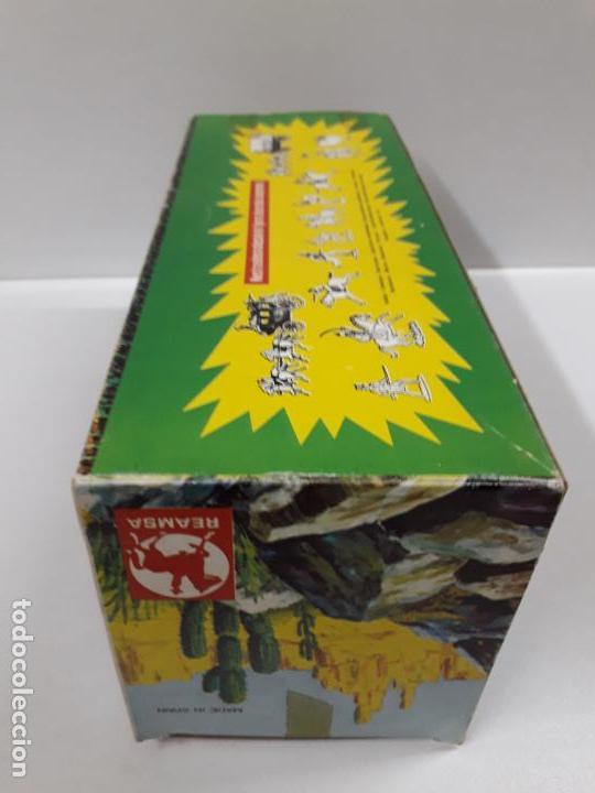 Figuras de Goma y PVC: CAJA ORIGINAL RUMBO AL OESTE . REALIZADA POR REAMSA . AÑOS 60 - Foto 19 - 151408918