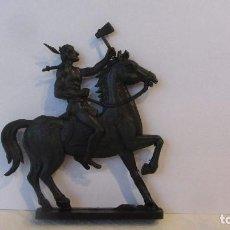 Figuras de Goma y PVC: INDIO-PLANO. Lote 151458178