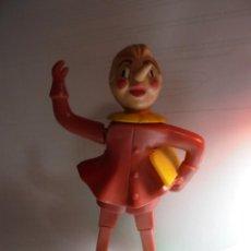 Figuras de Goma y PVC: MAGNIFICO MUÑECO DE CARAMELOS DE ANISETE,SALIDA 1 EUROS. Lote 151459978