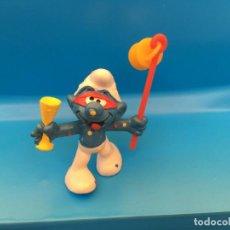 Figuras de Goma y PVC: PITUFO - EN CARNAVAL - SMURF SCHLUMPF- PVC - PITUFO -SCHLEICH - . Lote 151541630