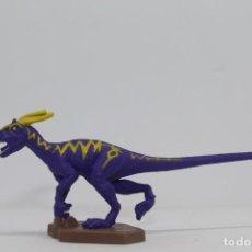 Figuras de Goma y PVC: DINOSAURIO SEGA SUNRISE PLAYMATES TOYS - DINOSAUR KING - UTAHRAPTOR. Lote 151638770