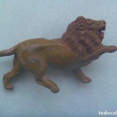 Figuras de Goma y PVC: FIGURA DE GOMA DE PECH ( SIN MARCA ) : LEON.. Lote 151653310