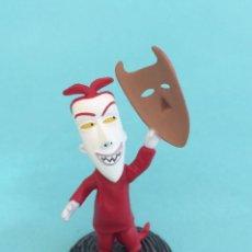 Figuras de Goma y PVC: FIGURAS PVC PESADILLA ANTES DE NAVIDAD DE TIM BURTON _ LOOK. Lote 151663914