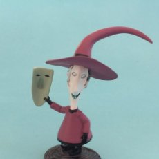 Figuras de Goma y PVC: FIGURAS PVC PESADILLA ANTES DE NAVIDAD DE TIM BURTON _ SHOCK. Lote 151663994