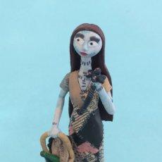 Figuras de Goma y PVC: FIGURAS PVC PESADILLA ANTES DE NAVIDAD DE TIM BURTON _ SALLY. Lote 151664470