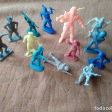 Figuras de Goma y PVC: DUNKIN, PECH Y OTROS. Lote 151833750