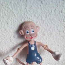 Figuras de Goma y PVC: MUÑECO MONO ALMA DE ALAMBRE PVC. Lote 151836230