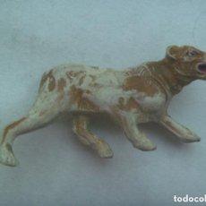 Figuras de Goma y PVC: FIGURA DE GOMA DE PECH ( SIN MARCA ) : LEONA.. Lote 151847662