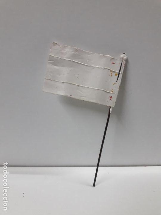 Figuras de Goma y PVC: BANDERA . REALIZADA POR PECH . AÑOS 60 - Foto 2 - 151855978