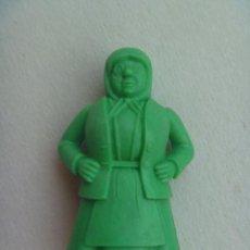 Figuras de Goma y PVC: FIGURA DE DUNKIN DE TINTIN , PREMIUM .. DETRAS PONE ¨ ESSO ¨.. Lote 151895126