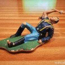Figuras de Goma y PVC: SOLDADO DEL 7ª CABALLERIA DE CUSTER. Lote 151910018