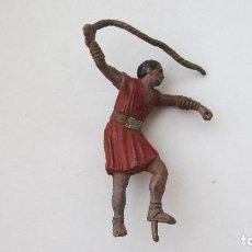 Figuras de Goma y PVC: JUDA BEN-HUR,GOMA. Lote 151910046