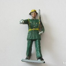 Figuras de Goma y PVC: GUARDIA CIVIL DE PVC. Lote 151910322