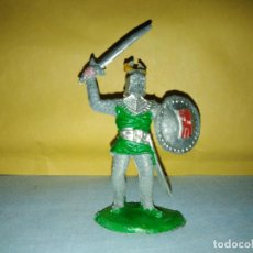 Figuras de Goma y PVC: SERIE REY ARTURO LAFREDO. GOMA. . Lote 151933906