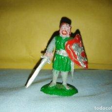 Figuras de Goma y PVC: SERIE REY ARTURO LAFREDO. GOMA. . Lote 151934130