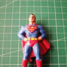 Figuras de Goma y PVC: FIGURA GOMA SUPERMAN. . Lote 151948478