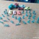 Figuras de Goma y PVC: LOTE MONTAPLEX. Lote 151974610