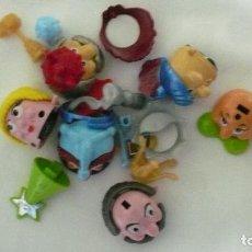Figuras Kinder: 1 SERIE COMPLETA AÑO 2004. Lote 151979030