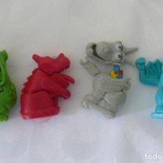 Figuras Kinder: 1 SERIE COMPLETA AÑO 2004. Lote 151981874