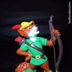 Figuras de Goma y PVC: ROBIN HOOD - FIGURA PVC DISNEY - BULLYLAND. Lote 152002646